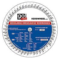 Nederlands Nederlandse Onregelmatige Werkwoorden Verbwheel Verb Wheel