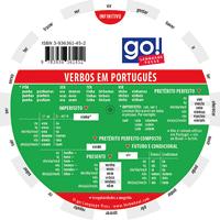 Verbos em Português Portuguese Verbs Regular Irregular Unregelmäßig Portugiesisch Verben Verb Verbwheel Wheel